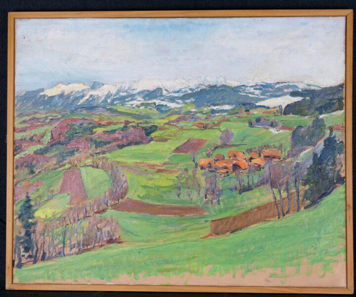 M 0255 1 Stiftung Werner Schwarz | Bern Schweiz