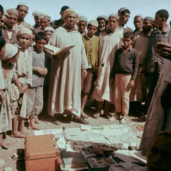 Marokko 031 Stiftung Werner Schwarz | Bern Schweiz