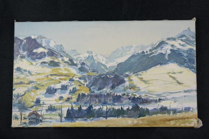 M 0211 1 Stiftung Werner Schwarz | Bern Schweiz