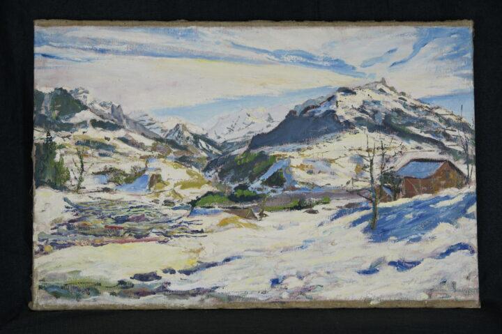 M 0279 1 Stiftung Werner Schwarz | Bern Schweiz