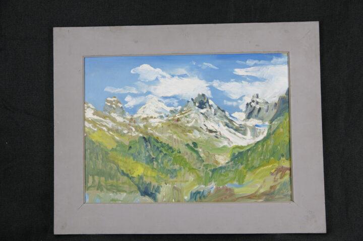 M 0221 1 Stiftung Werner Schwarz | Bern Schweiz